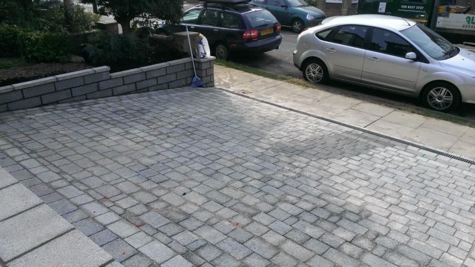 block driveway marshalls