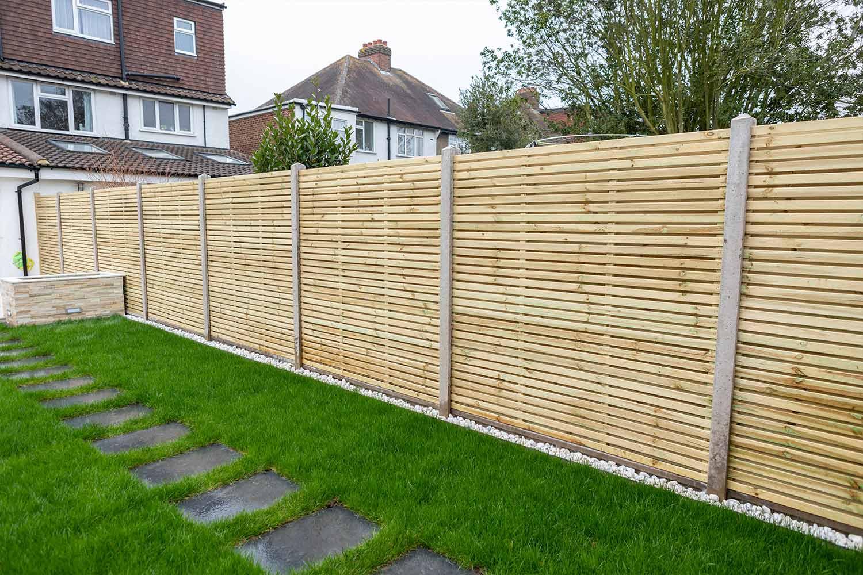 batten fence worcester park